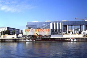 photo de couverture Centrale à Béton à Ivry sur Seine