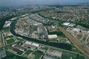 photo de couverture du projet restructuration du port de Bonneuil-sur-Marne