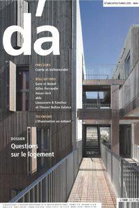 Couverture d' DA magazine Les Mureaux 2015 thumbnail