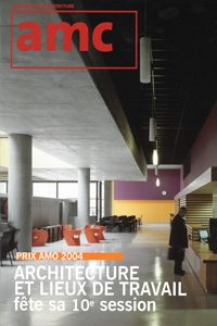 Couverture d' AMC magazine Ivry-Beton thumbnail