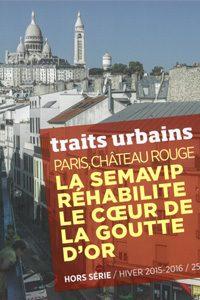 Couverture de la revue Traits Urbains thumbnail