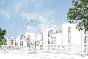 Photo de couverture projet architecture à Plessis Trévise Elisabeth Veit architecte